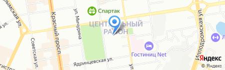 Климат Групп на карте Новосибирска