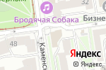 Схема проезда до компании Банк ВТБ, ПАО в Новосибирске