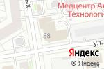 Схема проезда до компании WOW market в Новосибирске