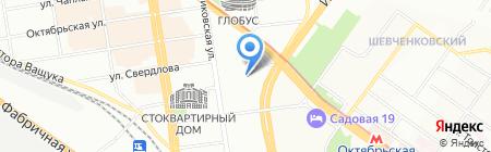 Lakshmi на карте Новосибирска