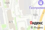 Схема проезда до компании Сибирская Геофизическая Служба в Новосибирске