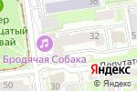 Схема проезда до компании Action! в Новосибирске