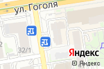 Схема проезда до компании Тиккурила в Новосибирске