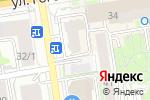 Схема проезда до компании Он и Она в Новосибирске