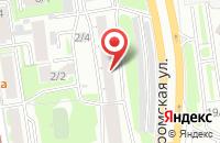 Схема проезда до компании Диск Про в Новосибирске