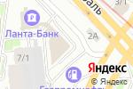 Схема проезда до компании АВС-Логистик в Новосибирске