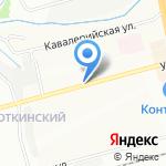 Tele2 на карте Новосибирска