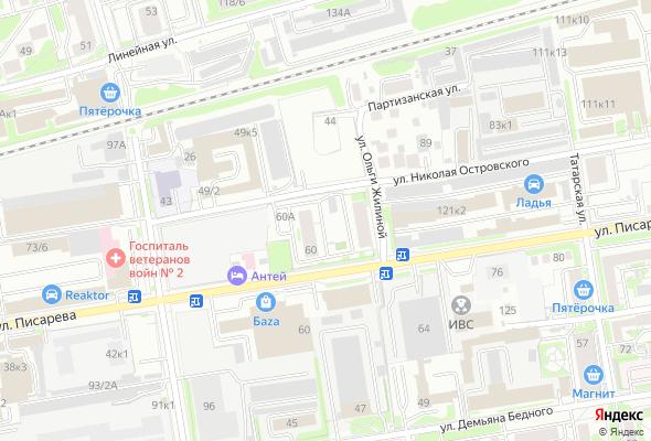 ЖК Островский