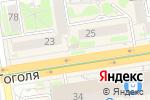 Схема проезда до компании Хлебница в Новосибирске