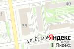 Схема проезда до компании Центр комплексной медицины в Новосибирске