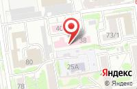 Схема проезда до компании ЛДЦ МИБС-Новосибирск в Новосибирске