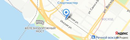 АЯ-плюс на карте Новосибирска