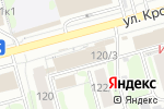 Схема проезда до компании Telepay в Новосибирске