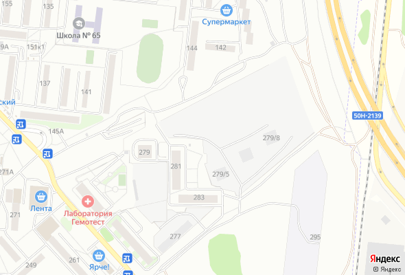 жилой комплекс Рихард