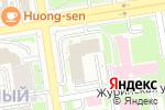 Схема проезда до компании Оптово-розничная компания в Новосибирске