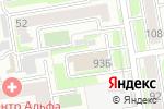 Схема проезда до компании RETTEC в Новосибирске