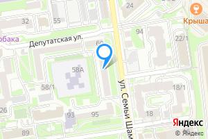 Комната в Новосибирске м. Площадь Ленина, Депутатская улица, 60