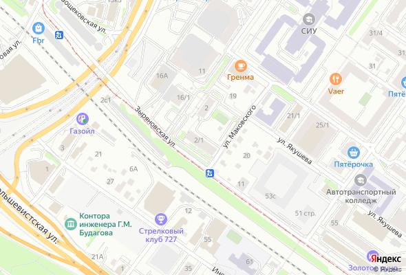 продажа квартир Маковского