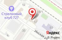 Схема проезда до компании Сибфлексоупак в Новосибирске