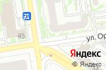 Схема проезда до компании ДЕКОРУМ ЭЛИТ в Новосибирске