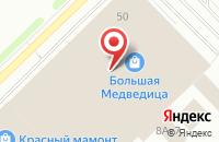 Схема проезда до компании ГАЛЕОН МЕБМОЛЛ в Новосибирске