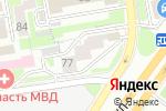 Схема проезда до компании СибТехСтандарт в Новосибирске