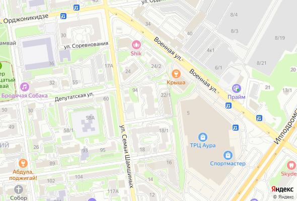 продажа квартир По ул. Семьи Шамшиных