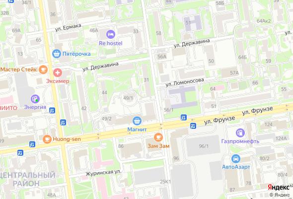 купить квартиру в ЖК Фрунзе 49