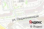 Схема проезда до компании ОТКРЫТЫЕ ЭНЕРГОСИСТЕМЫ в Новосибирске