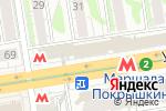 Схема проезда до компании Монастырёв.рф в Новосибирске