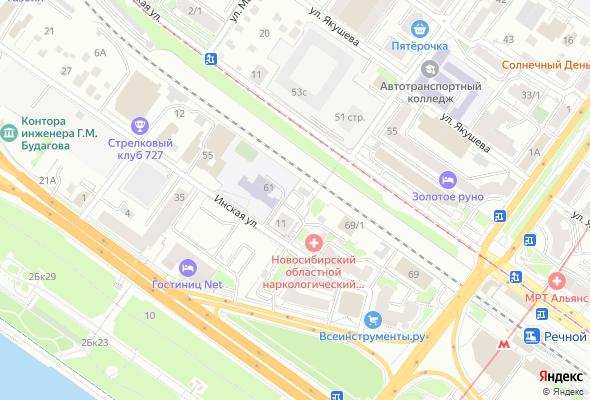 жилой комплекс Дом по ул. Сакко и Ванцетти, 11