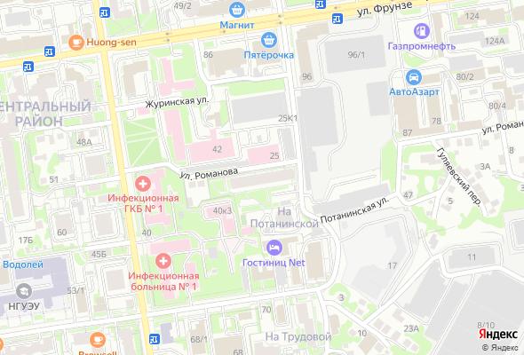купить квартиру в ЖК Потанинская-2