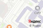 Схема проезда до компании Print в Новосибирске