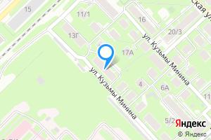 Снять комнату в четырехкомнатной квартире в Новосибирске м. Заельцовская, улица Кузьмы Минина, 4а