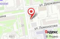 Схема проезда до компании Новосибирский Еврейский Благотворительный Фонд «Эстер» в Новосибирске