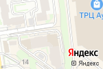 Схема проезда до компании Дракошка в Новосибирске