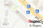 Схема проезда до компании ААС-МЕБЕЛЬ в Новосибирске