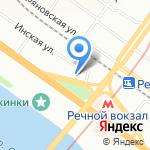 Доктор ДЖИМ на карте Новосибирска