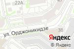 Схема проезда до компании Альянс Кофе в Новосибирске