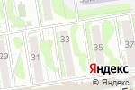 Схема проезда до компании Ваш Стиль в Новосибирске