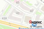 Схема проезда до компании Межгосударственный Миграционный Центр в Новосибирске