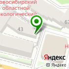 Местоположение компании АБВГ