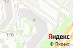 Схема проезда до компании ТОК-НСК в Новосибирске