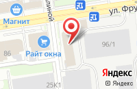 Схема проезда до компании Управляющая Компания «Стеал» в Новосибирске