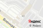 Схема проезда до компании КОНСУЛЬТЪ в Новосибирске
