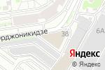 Схема проезда до компании Континент Сибирь в Новосибирске