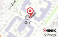 Схема проезда до компании Лабатон в Новосибирске