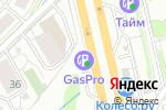 Схема проезда до компании Родные масла в Новосибирске