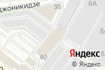 Схема проезда до компании Трио Маркет Групп в Новосибирске