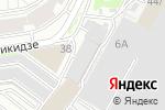 Схема проезда до компании Авиатор в Новосибирске